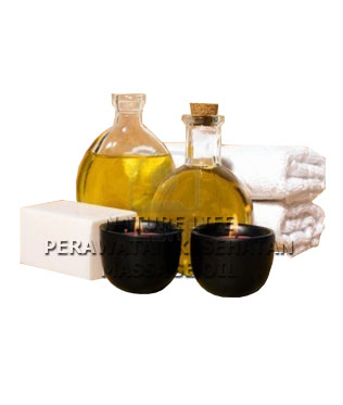 Massage Oil Aromateraphy